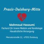 Praxis-Duisburg-Mitte Mahmoud Hasoumi - Logo