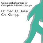 Gemeinschaftspraxis für Orthopädie & Unfallchirurgie Dr. med. Bussi/ Ch. Klempp - Logo